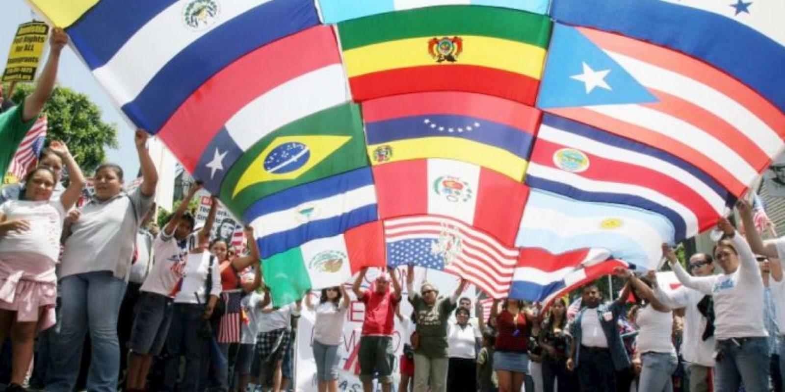 En 2012, el Departamento de Seguridad Nacional calculó que el número de inmigrantes no autorizados ascendía a 14 millones 400 mil. Foto:vía Getty Images