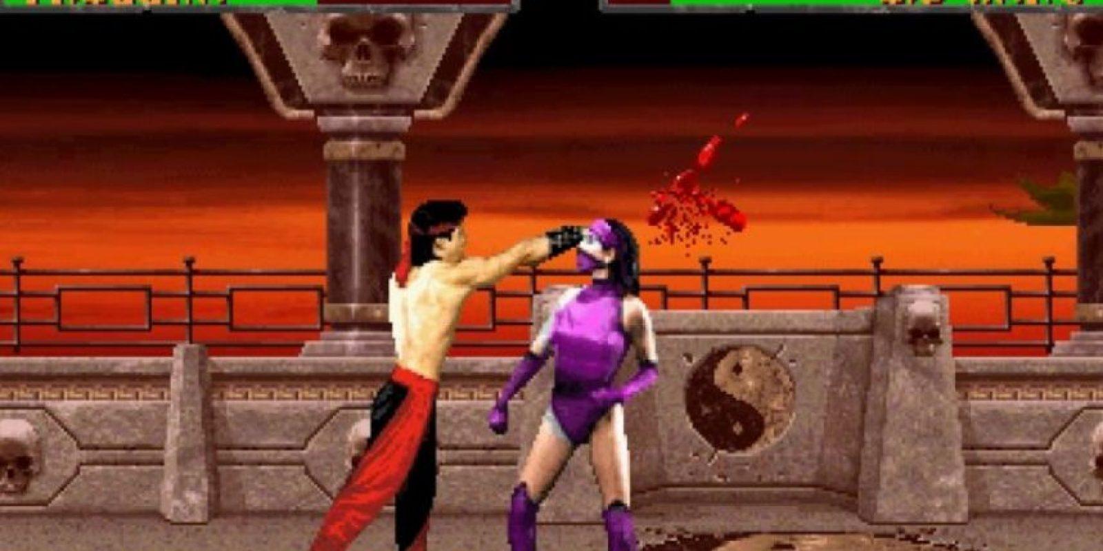Mortal Kombat II (1993) Foto:Midway / Acclaim
