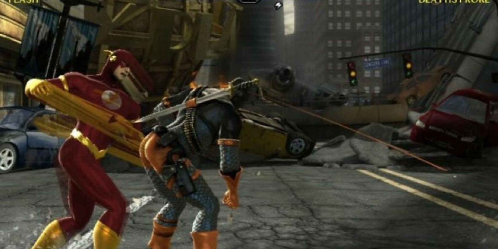 Mortal Kombat vs. DC Universe (2008) Foto:Midway