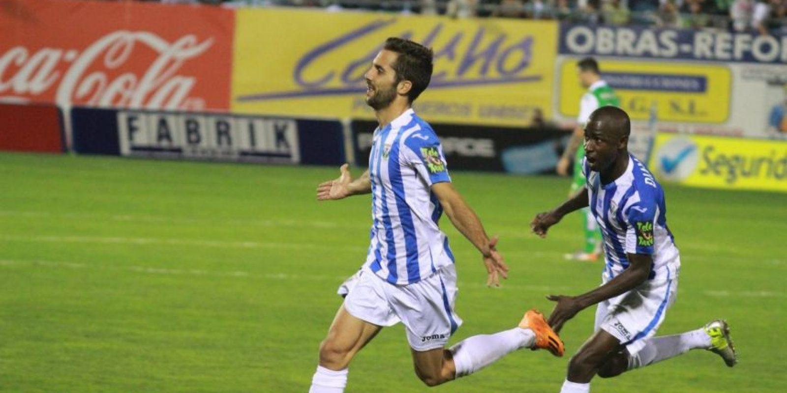 El Leganés tiene 4 mil 589 abonados. Foto:Vía facebook.com/ClubDeportivoLeganes