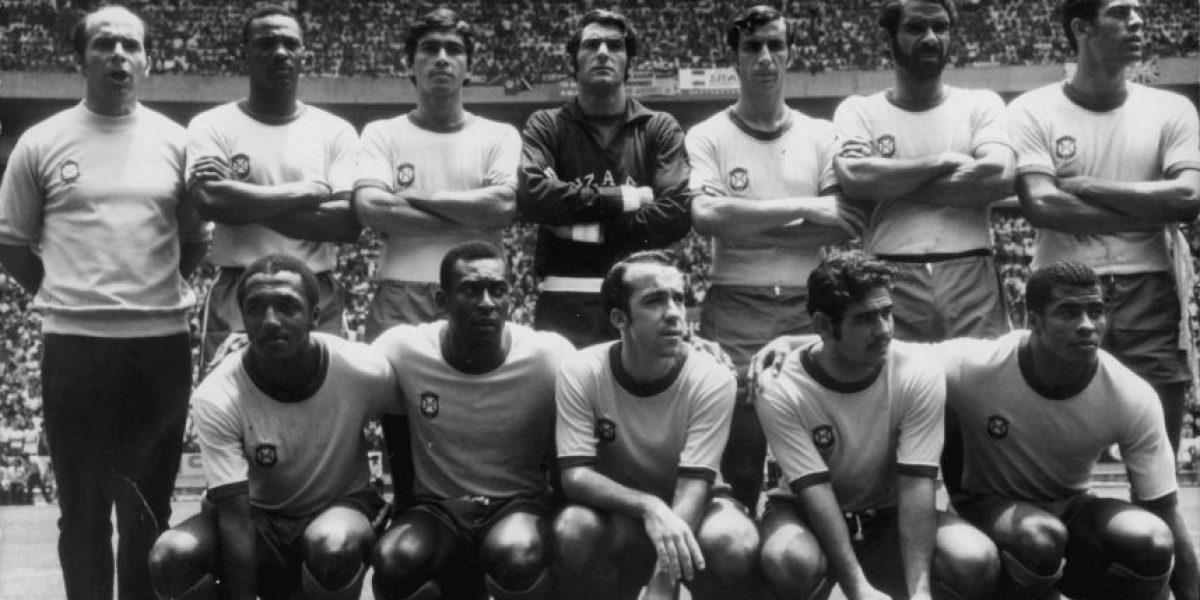 Mundialista brasileño: