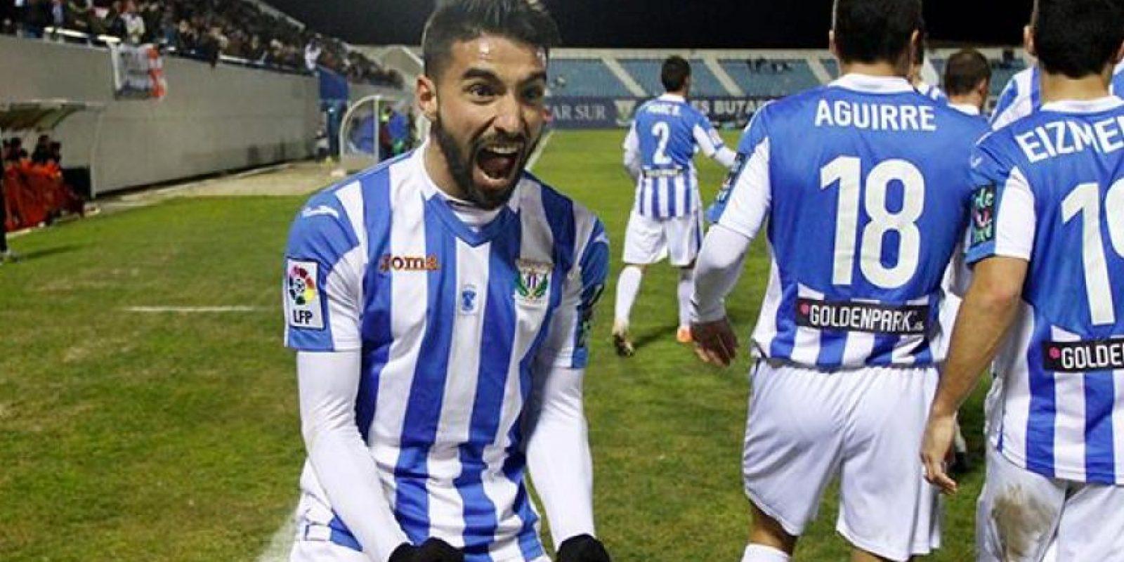 Fue fundado en 1928, pero destacó en el fútbol de España hasta la década de los 90. Foto:Vía facebook.com/ClubDeportivoLeganes