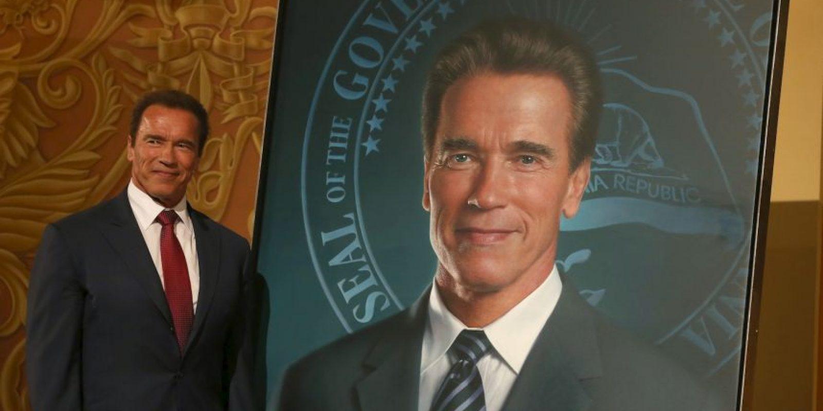 """El actor y candidato defendió la marihuana con el argumento: """"Es una planta, no una droga"""" Foto:Getty Images"""