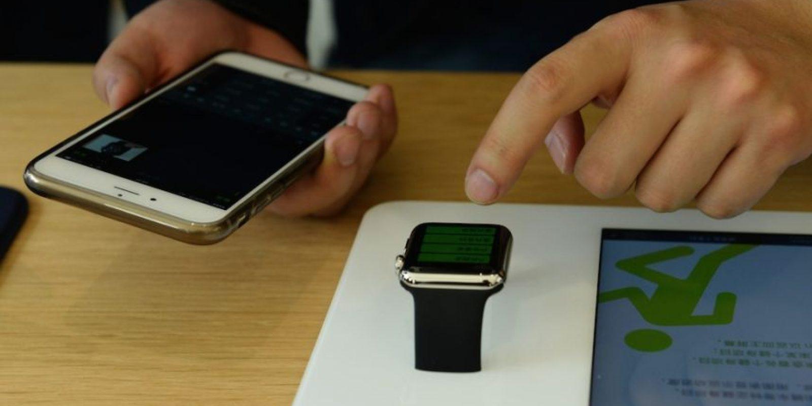 5) Necesitan un iPhone para sincronizarlo. Foto:Getty Images