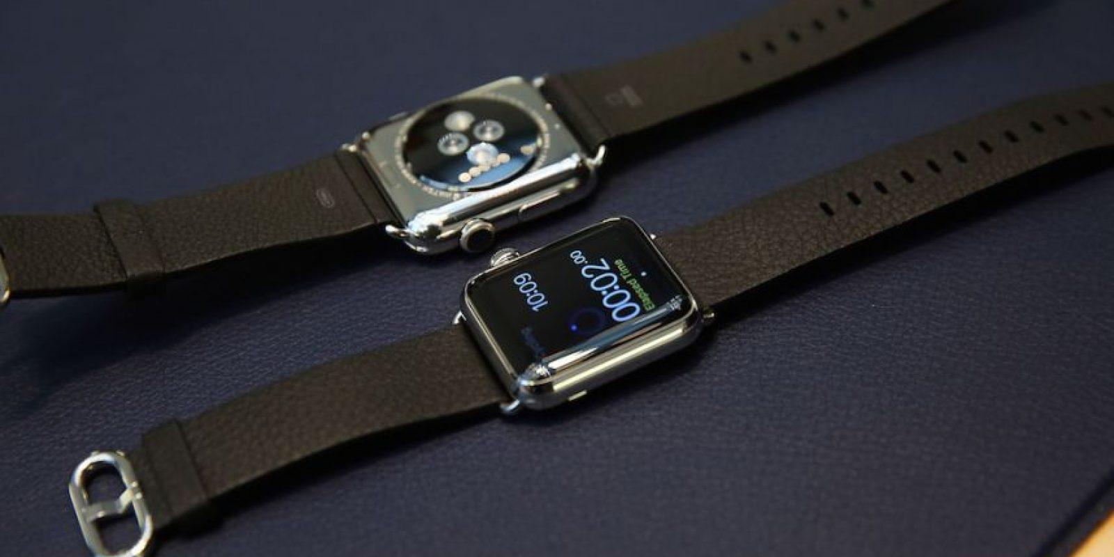 Debido a la falta de unidades, los usuarios únicamente pueden reservar dos relojes. Foto:Getty Images