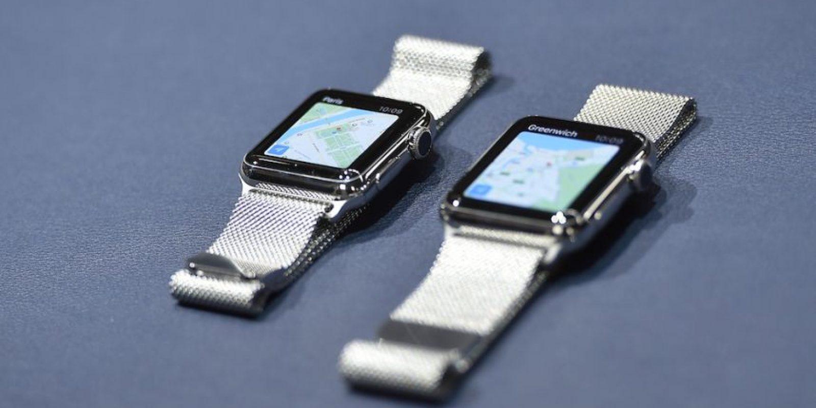 Apple Watch comenzará a venderse el 24 de abril, pero no todos tendrán uno de los dispositivos. Foto:Getty Images