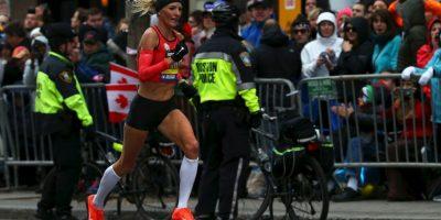 Más de 30 mil corredores se reúnen a esta competencia Foto:Getty Images