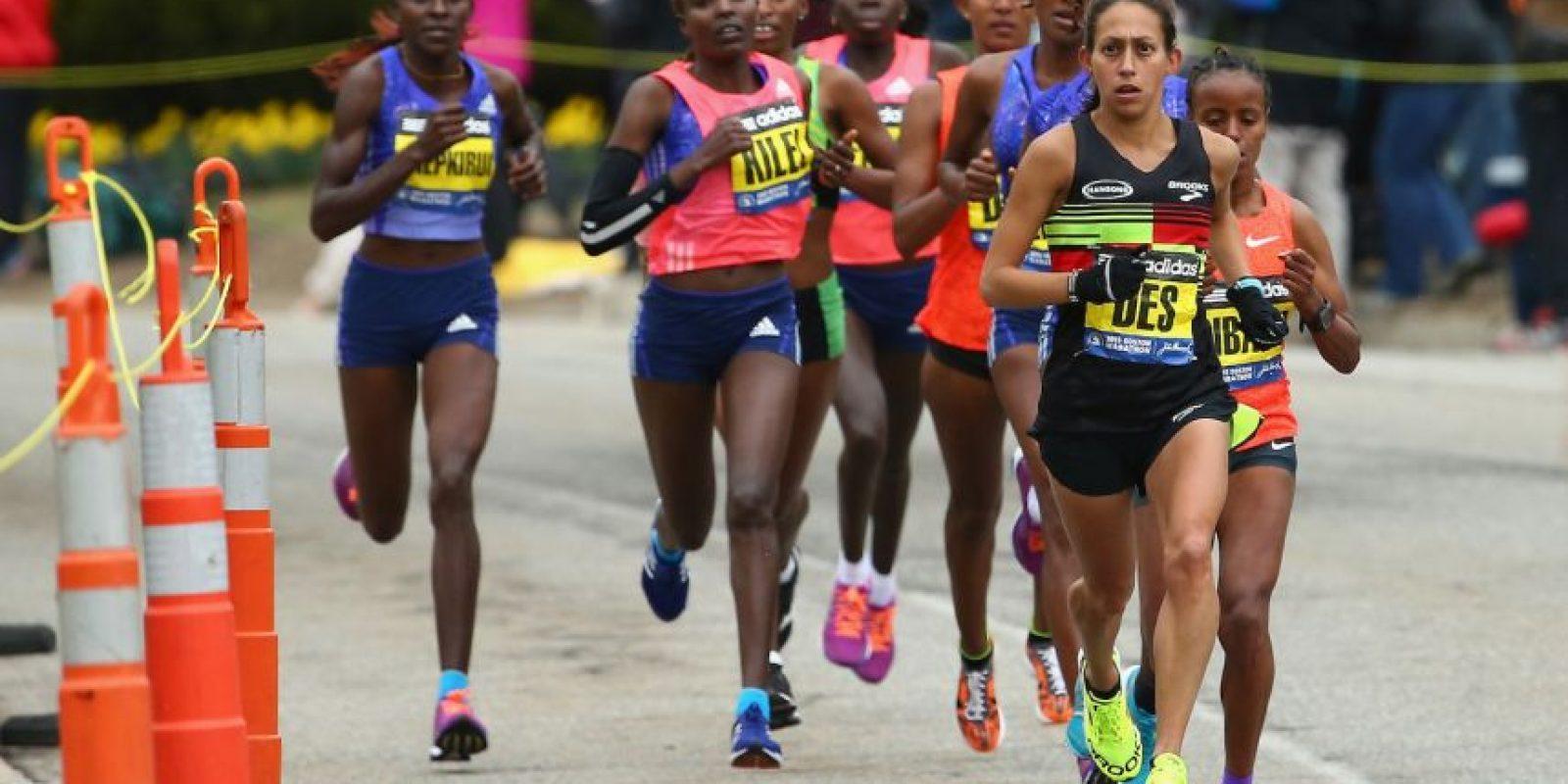A dos años del atentado contra el Maratón de Boston se celebró la 119 edición. Foto:Getty Images