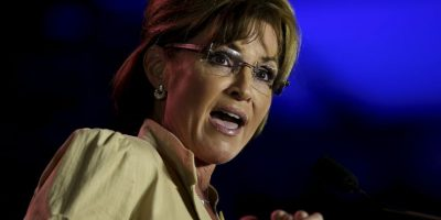 3. Sarah Palin Foto:Getty Images