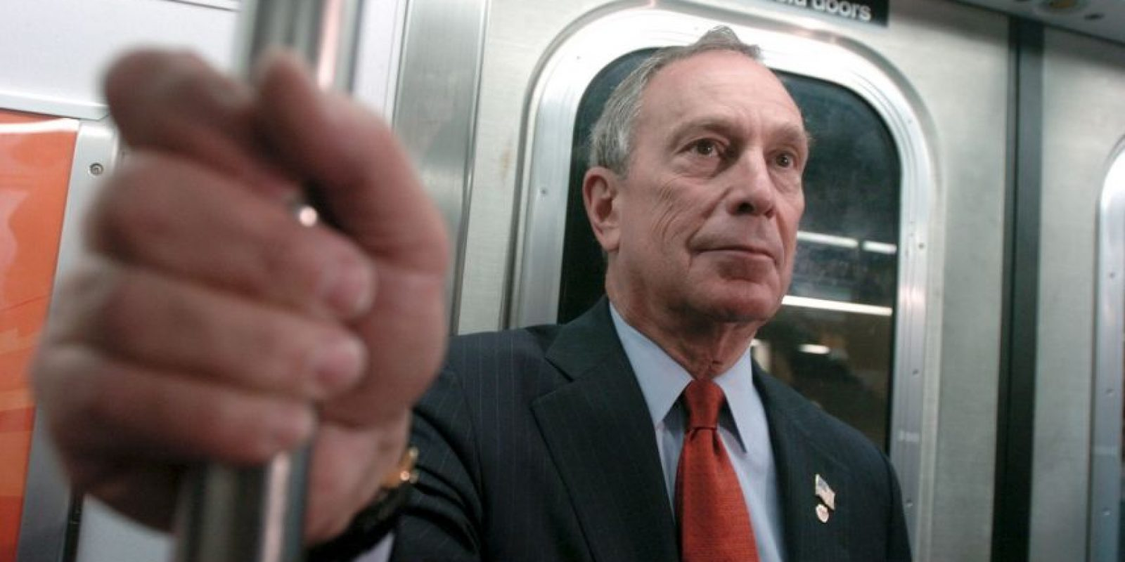 1. Michael Bloomberg Foto: Getty Images