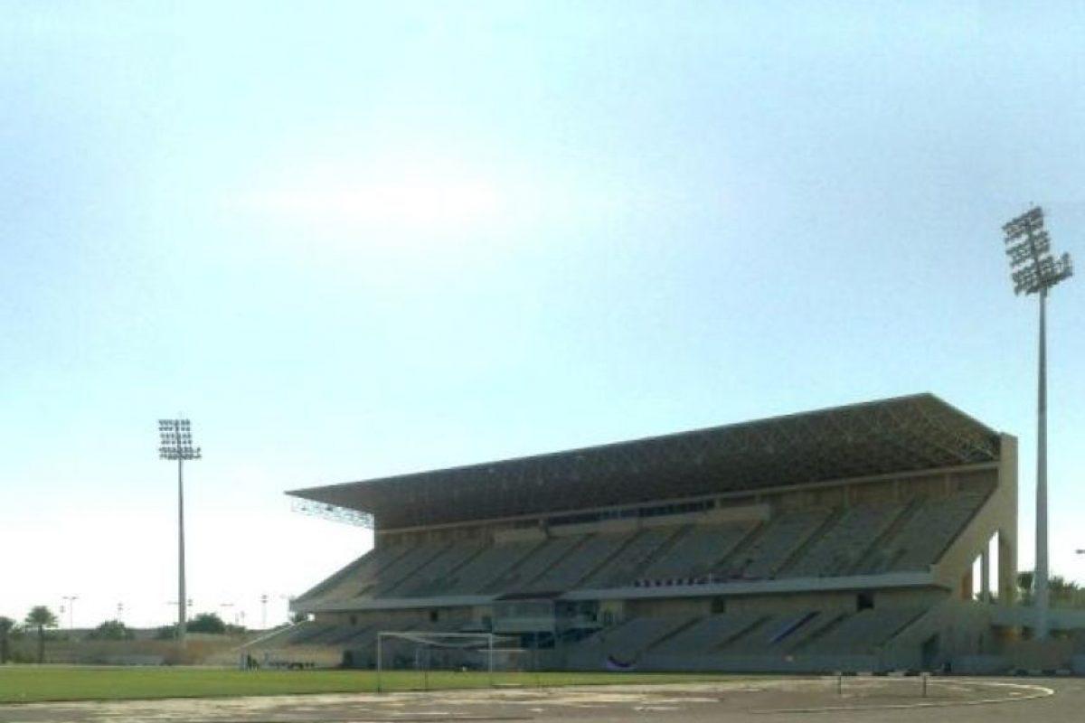 El King Salman Sport City Stadium, sede del Alfaisaly Foto:Youtube: mohammad qsrawi