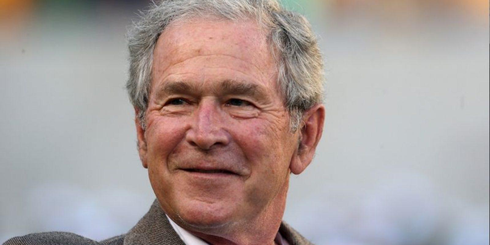 8. George W. Bush Foto:Getty Images