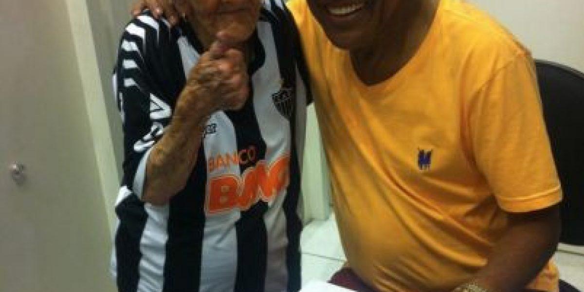 Abuela de 94 años no se pierde ningún partido de este club sudamericano