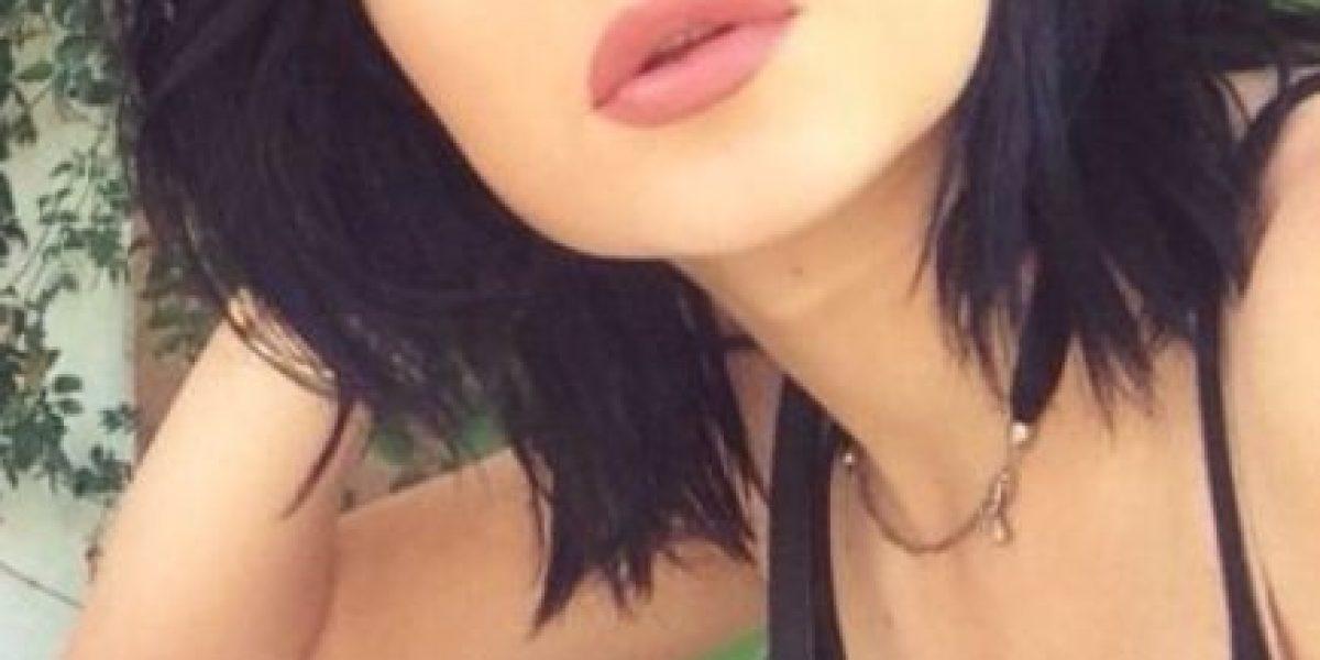 FOTOS: Cómo tener los labios de Kylie Jenner sin quedar con
