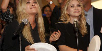 Después se dedicaron a realizar películas donde aparecerían juntas, como gemelas Foto:Getty Imges