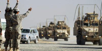 El Ejército de los Estados Unidos es la mayor de las ramas de las Fuerzas Armadas del país. Foto:Getty Images
