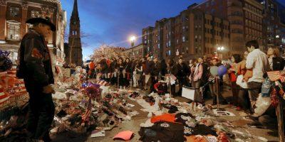 3. El atentado de 2013 dejó un saldo de tres personas muertas. Foto:Getty Images