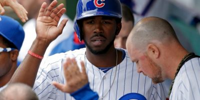 La serie se disputó en el Wrigley Field, casa de los Cubs. Foto:Getty Images