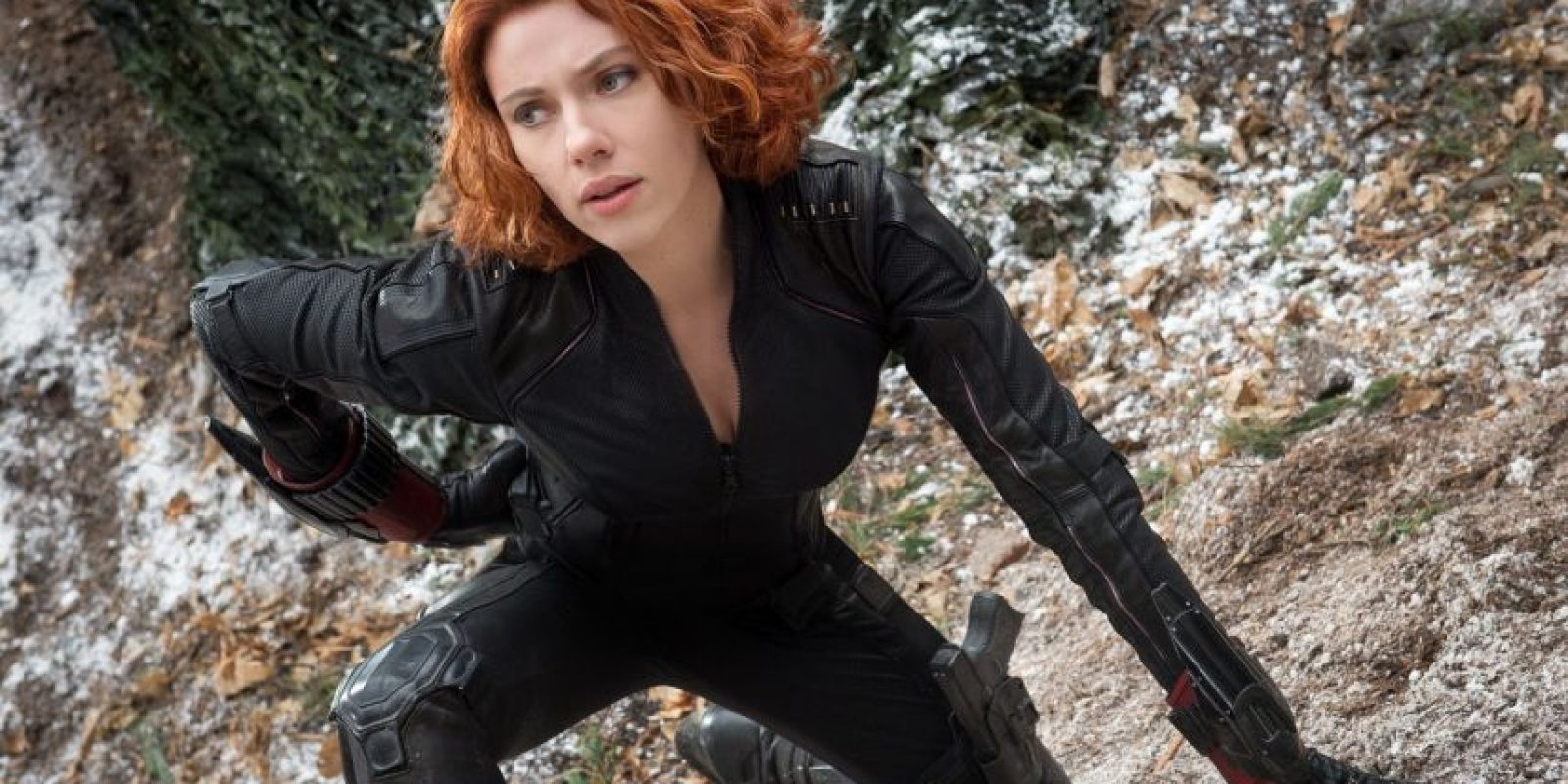 Viuda Negra (Scarlett Johansson) Foto:Cortesía