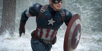 Capitán América (Chris Evans) Foto:Cortesía