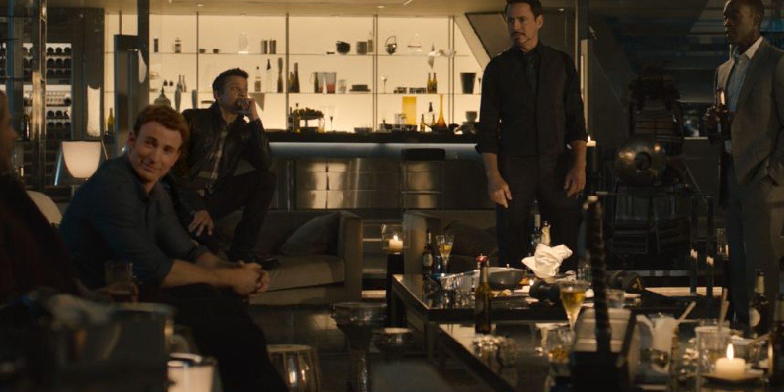 Algunos de los principales personajes de Avengers: Era de Ultrón Foto:Cortesía