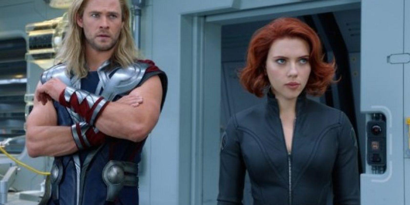 """Esta película estará sucedida por """"Avengers: Infinity War Part I"""" en 2018 Foto:IMDb"""
