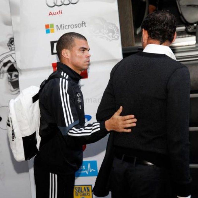 Según la UEFA, este podría ser el 11 inicial que presente el Real Madrid: Casillas; Carvajal, Pepe, Ramos, Coentrão; Isco, Illarramendi, Kroos, James; Ronaldo, Hernández. Foto:Vía twitter.com/realmadrid