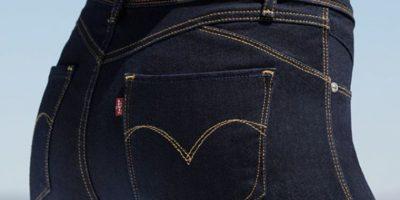 Pero se venden. Marcas como Levis sacaron el jean Curve ID que se encuentra a 95 dólares. Foto:vía Levi´s