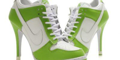 De ahí en adelante, el modelo fue copiado. Foto:vía Nike