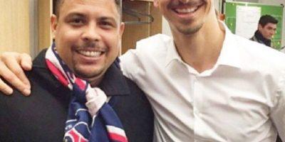 Actualmente es uno de los dueños del Fort Lauderdale Strikers, equipo de fútbol de los Estados Unidos. Foto:Vía instagram.com/ronaldolima
