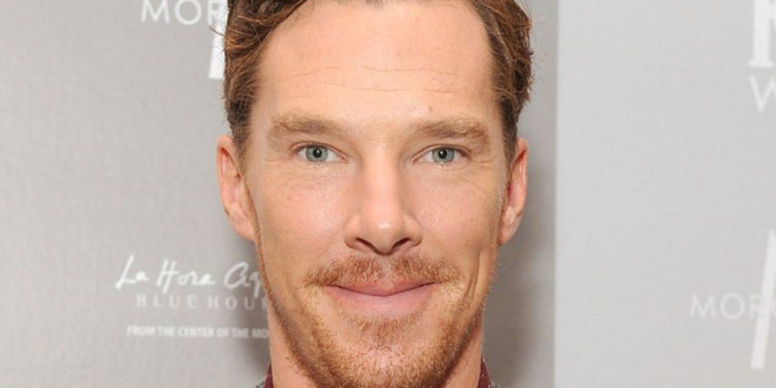 Benedict Cumberbatch Foto:vía Getty Images