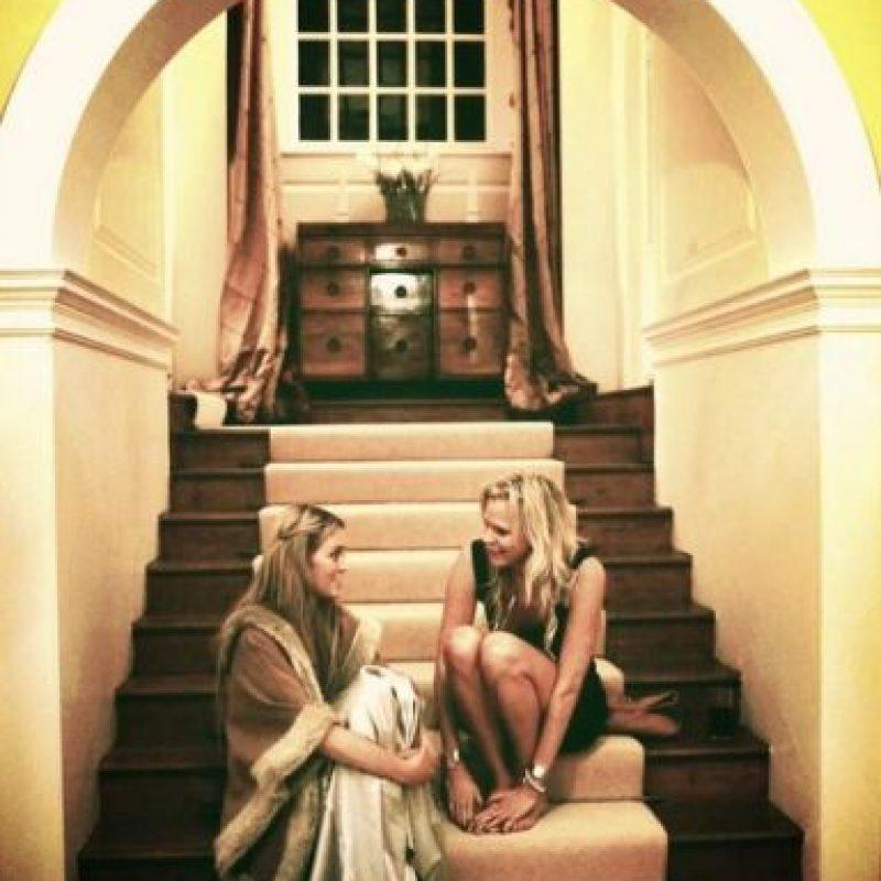 El valor de la entrada para una pareja es de 120 libras, mientras que para una mujer sola es de 50 libras Foto:Vía twitter.com/emsayle