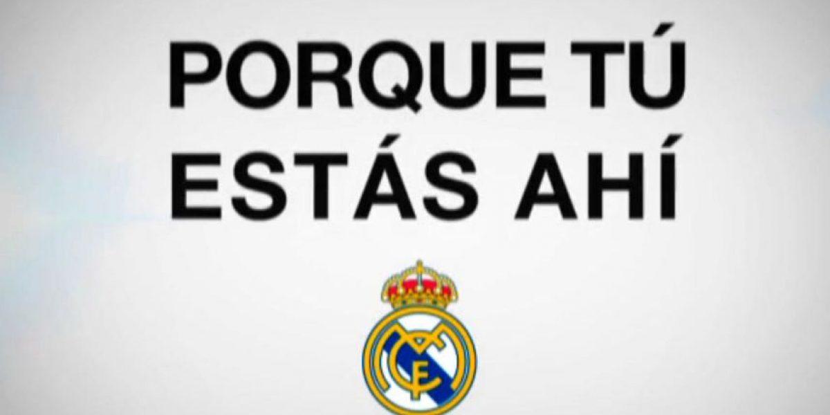 VIDEO: Real Madrid hace un llamado a su afición para duelo contra Atlético