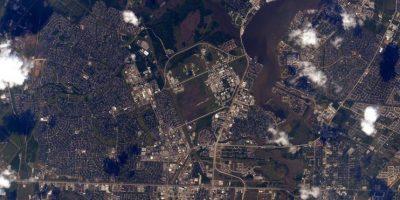 Así luce el Centro Espacial Johnson de la NASA Foto:Facebook.com/pages/NASA-Astronaut-Scott-Kelly