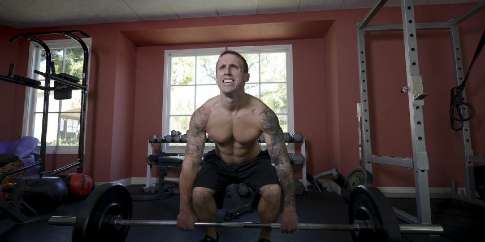 El ejercicio siempre debe ser supervisado por un profesional. Foto:Getty Images
