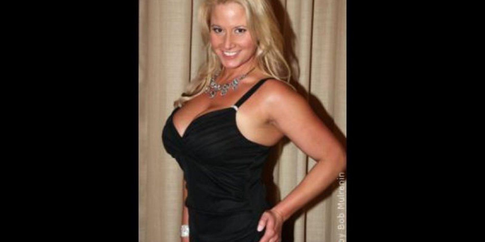 "Participó en Wrestlemania XXV, en una Battle Diva Royal, que buscaba coronar a la ""Miss Wrestlemania"" Foto:WWE"