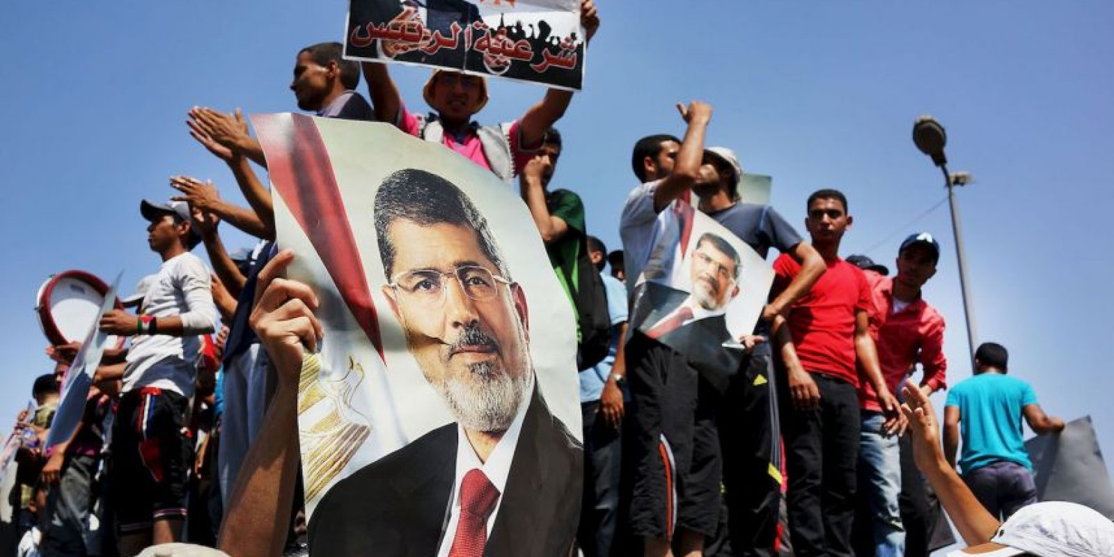 """El juicio de Morsi careció de transparencia"", dijo a este medio el experto en Medio Oriente, Fawaz A. Gerges, profesor del London School of Economics. Foto: Getty Images"