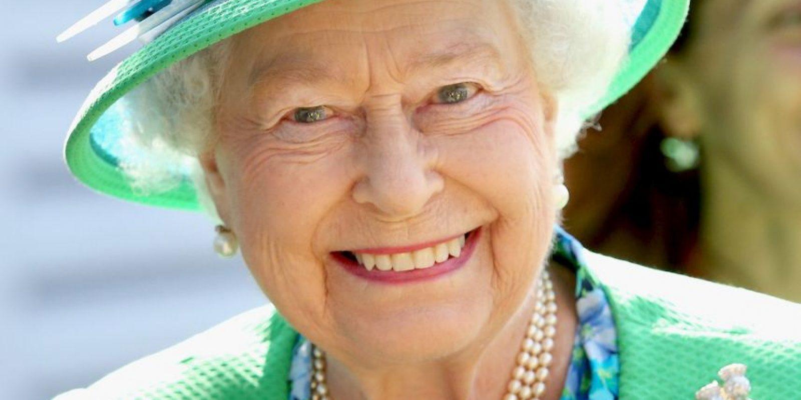 5. Cada año recibe un promedio de 50 mil personas en el palacio de Buckingham para eventos como fiestas, banquetes, entre otros. Foto:Getty Images