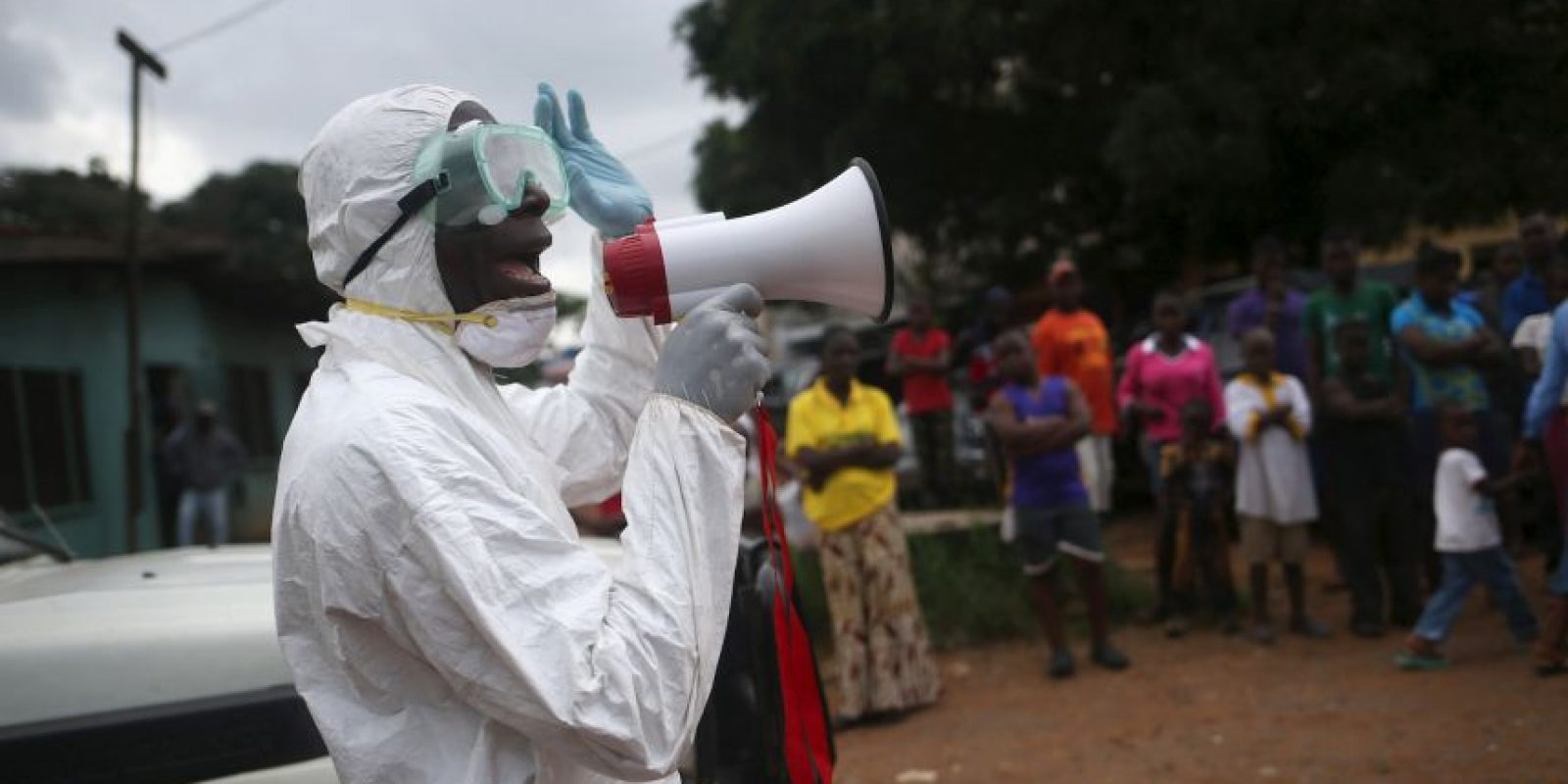 Los brotes de Ébola se producen principalmente en aldeas remotas de África central y occidental, cerca de la selva tropical. Foto:Getty Images