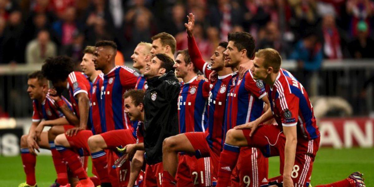 Emotivo agradecimiento del Bayern Munich a sus aficionados tras vencer al Porto