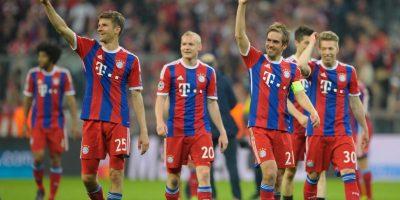 Su última Champions League la ganaron en 2013 tras vencer al Borussia Dortmund en la gran final. Foto:Getty Images