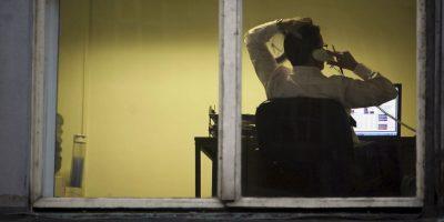 6. Horarios rotativos en el trabajo Foto:Getty Images