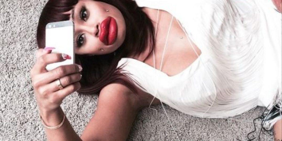 Blac Chyna se burla de los labios de Kylie Jenner
