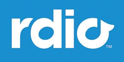 Rdio fue fundado en agosto de 2010 por Niklas Zennström y Janus Friis. Foto:rdio