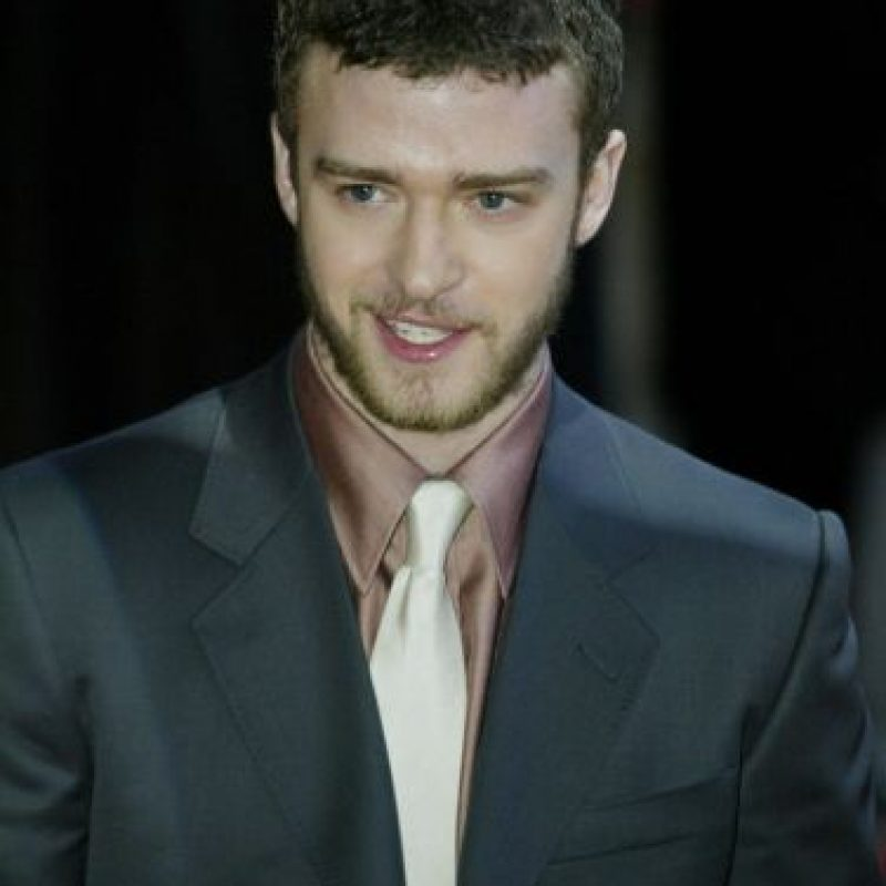 ¿Y esa camisa qué, Justin Timberlake? Foto:vía Getty Images