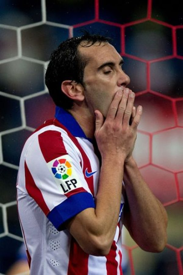 La defensa está comandada por Diego Godín Foto: Getty Images