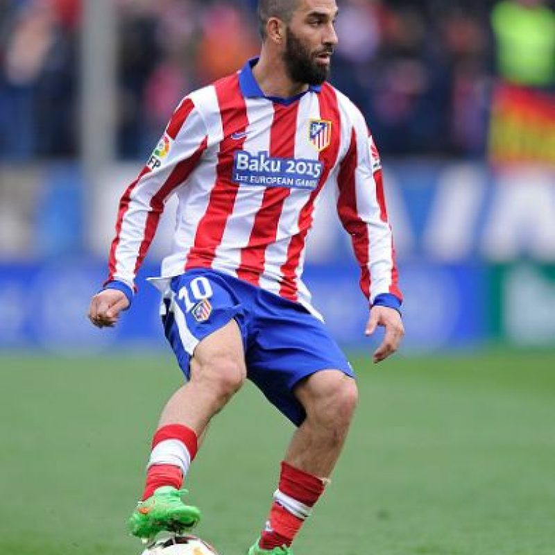 Arda Turan, el creativo Foto: Getty Images