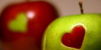 5. La manzana ayuda a fortalecer el sistema inmunológico, combatir el cáncer de pulmón y próstata y se sabe que, por sus propiedades, disminuye el riesgo de padecer Alzheimer. Foto:Tumblr.com/tagged-frutas