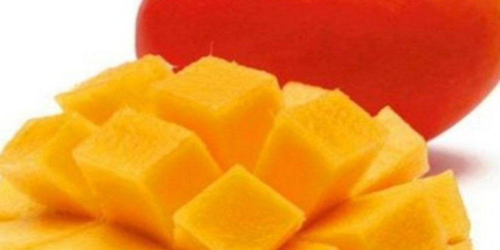 8. El mango favorece el sistema inmunológico y reduce el colesterol Foto:Tumblr.com/tagged-frutas