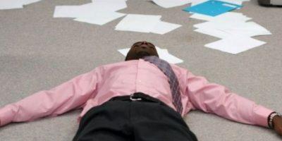 Esto provoca que constantemente el cuerpo se sienta cansado. Foto:Getty Images